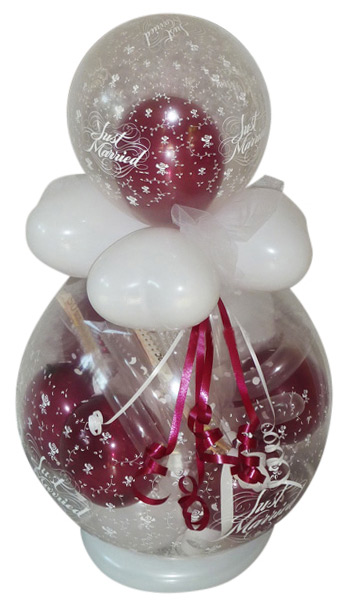 Aktuelle Und Neue Ballongeschenke Oder Geschenkballone Fur Hochzeit