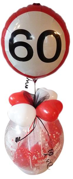 Geschenk Im Ballon Hochzeit Geburtstag Geburt Taufe Geschenkballon