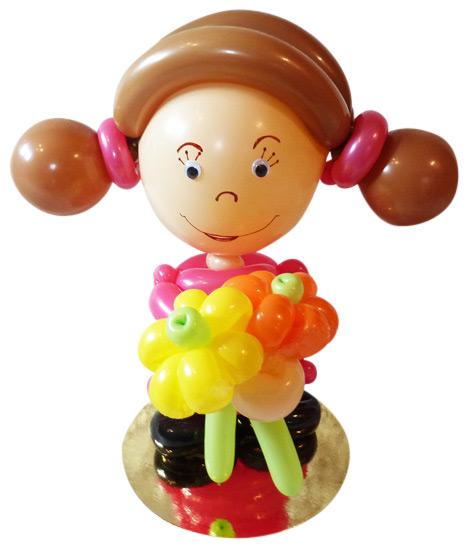 ballonfiguren zur hochzeit luftballontiere zum geburtstag modellierte ballons. Black Bedroom Furniture Sets. Home Design Ideas